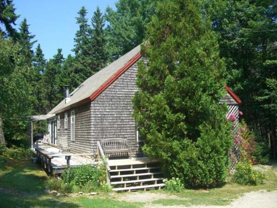 Tranquility Cottage Private Near Acadia National Park