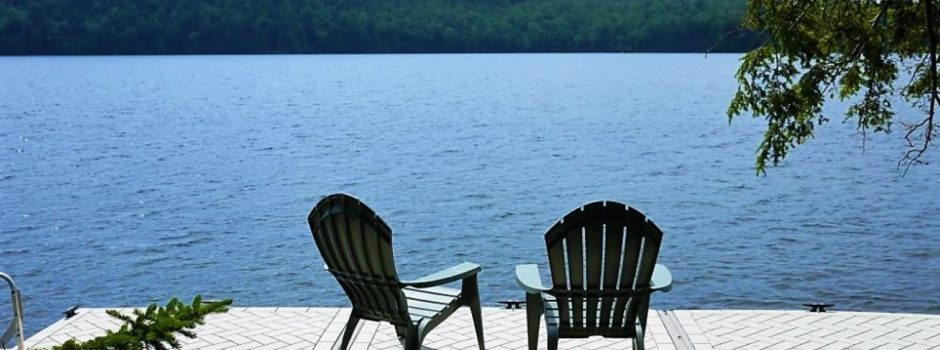 lake deck chairs 1